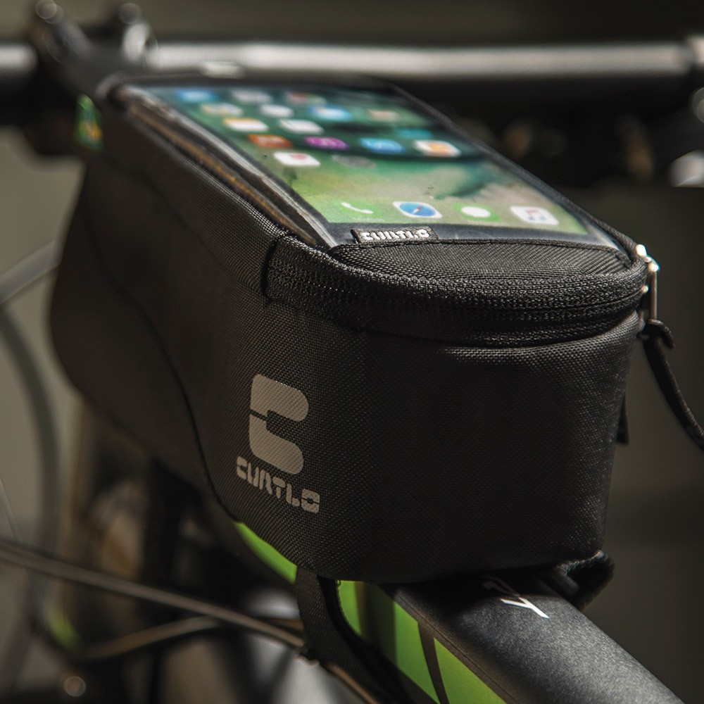 Bolsa De Quadro Para Bike Phone Bag Plus Curtlo