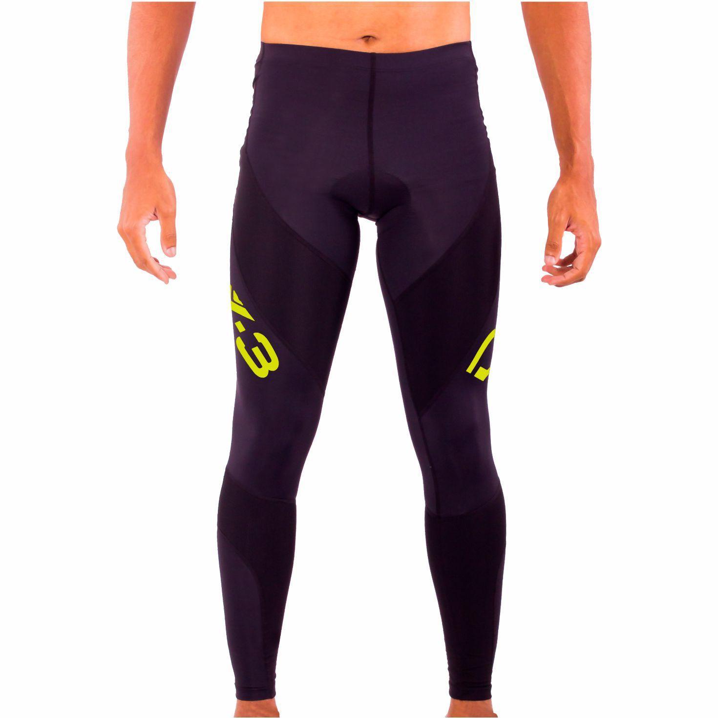 f74a3bfc311f8 Calça DX3 X-PRO de compressão Masculina Ciclismo - Equilíbrio Esportes
