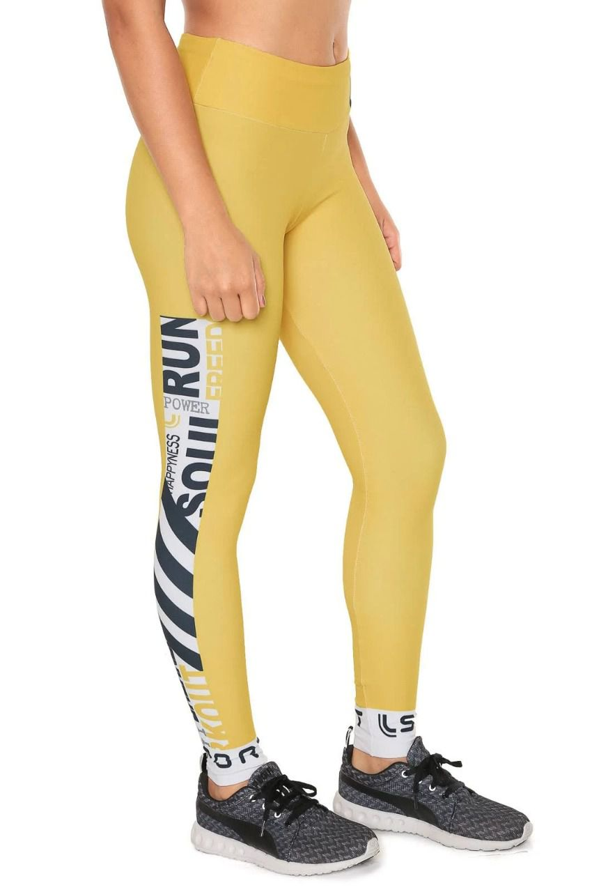 Calça Legging Print Feminino Lupo