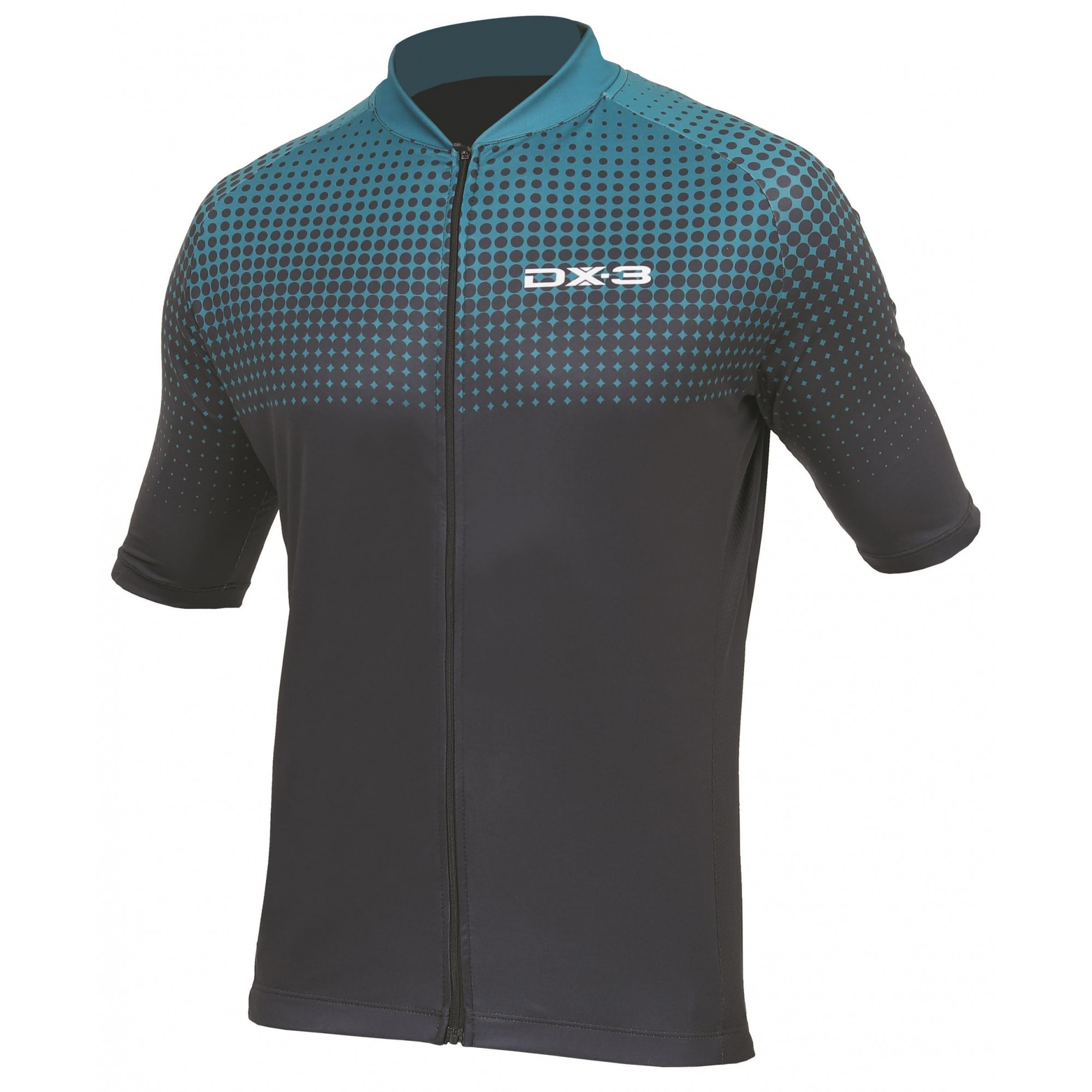 Camisa Ciclismo Masculina Fusion DX3 Verde