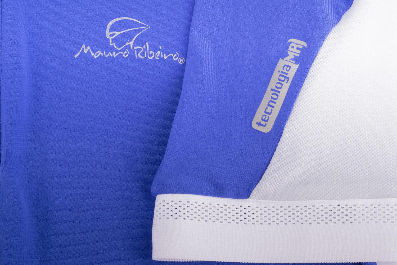 Camisa Manga Curta Tecno Masculino Mauro RIbeiro
