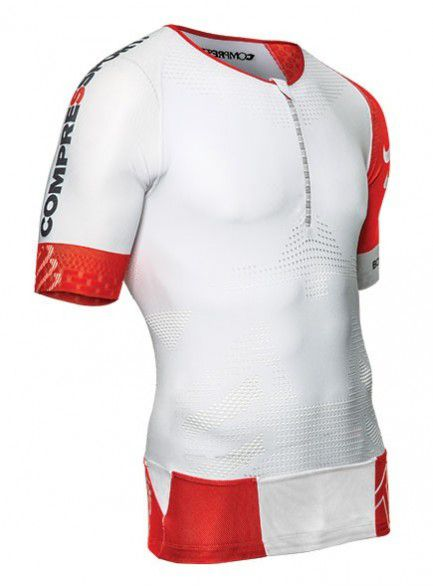 Camisa Para Triathlon Tr3 Masculina Compressport