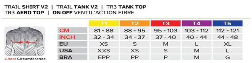 Camisa de Compressão Para Triathlon Tr3 Masculina Compressport