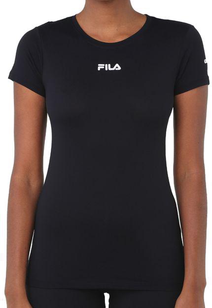 Camiseta Bio Antiviral Feminina Fila