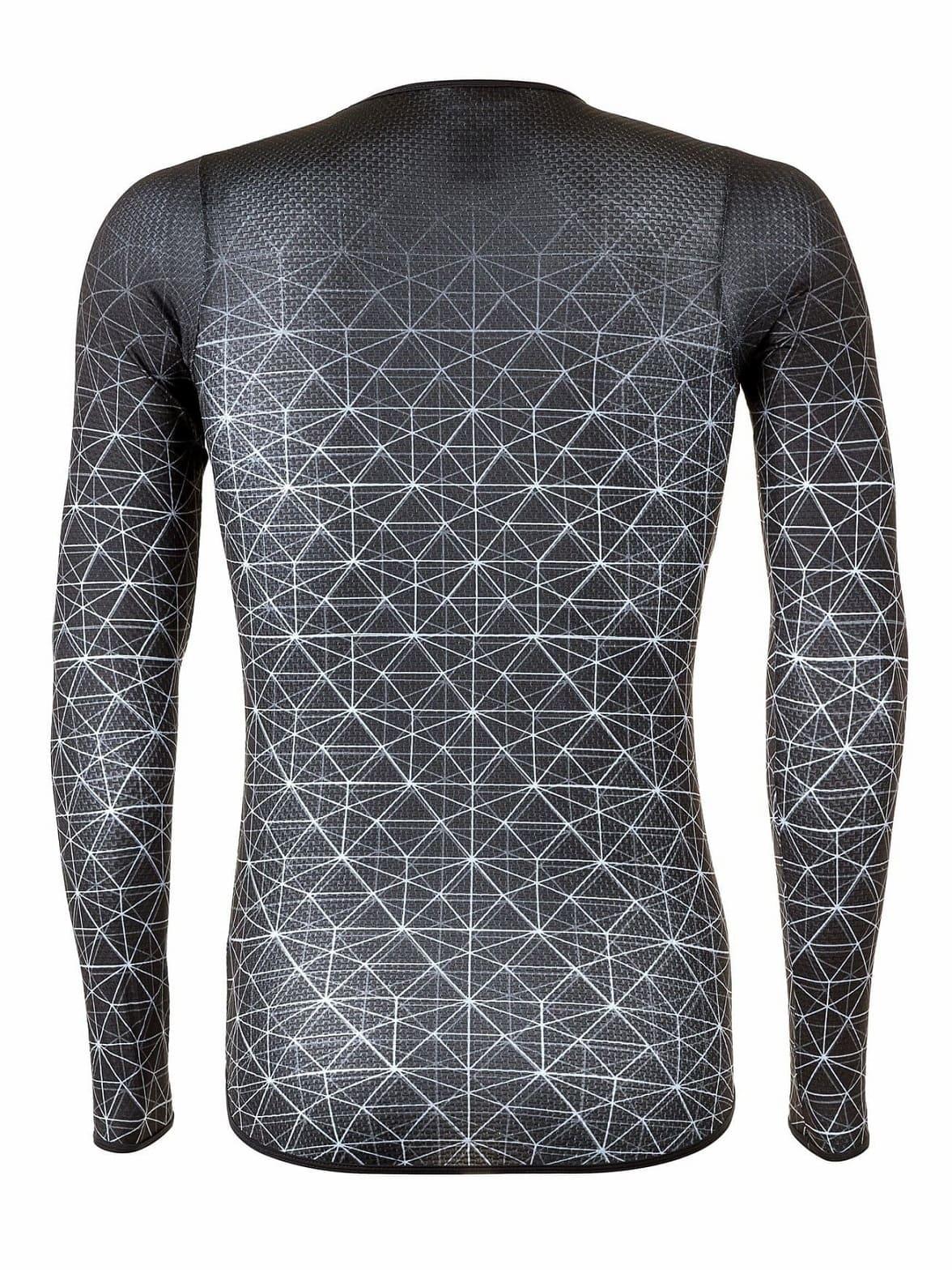 Camiseta/ Blusa Manga Longa Segunda Pele ML Fern Unissex Mauro Ribeiro