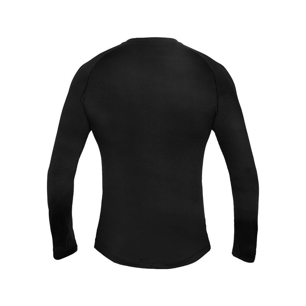 Camiseta/ Blusa Segunda Pele Térmica Manga Longa ThermoSense Masculina Curtlo