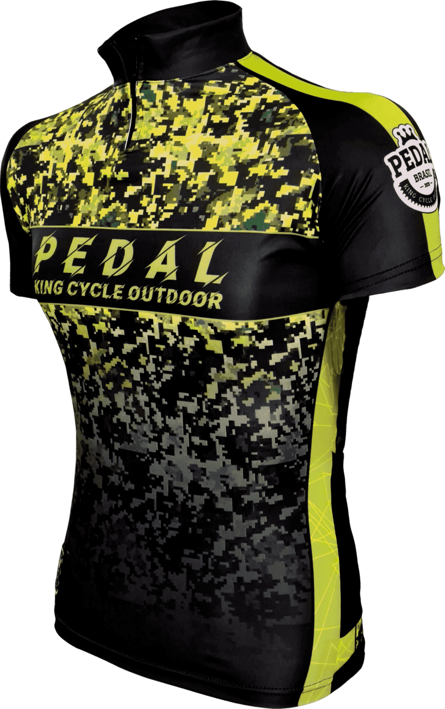 Camiseta De Ciclismo Pedal 03 King