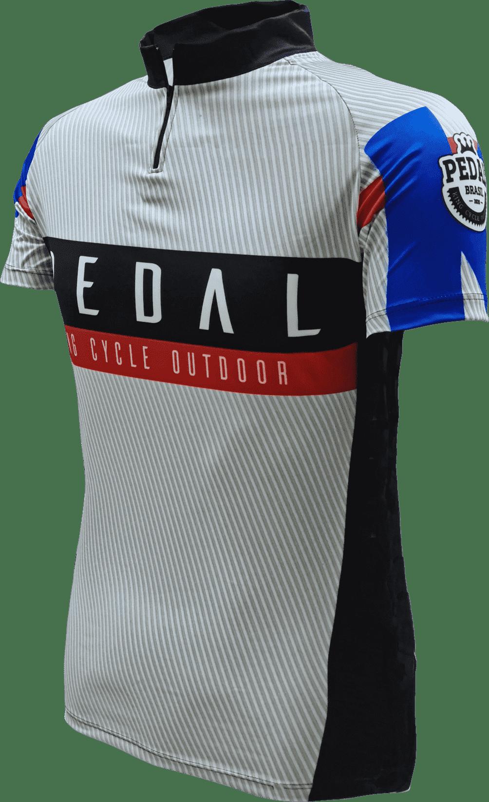 Camiseta De Ciclismo Pedal 04 King
