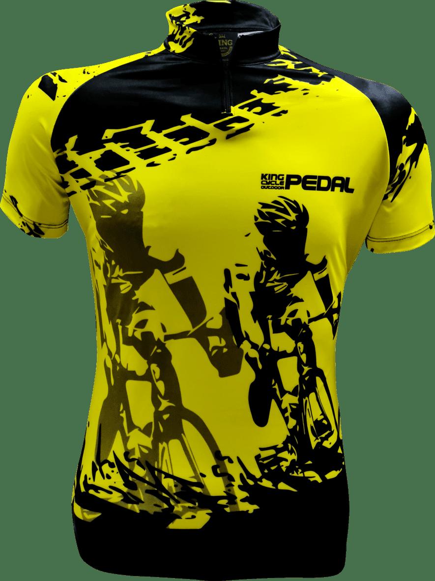 Camiseta De Ciclismo Pedal 05 King