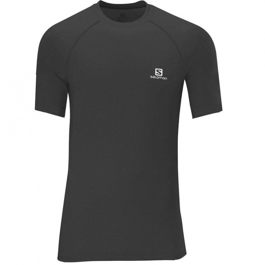 Camiseta Hybrid Ss Masculino Salomon