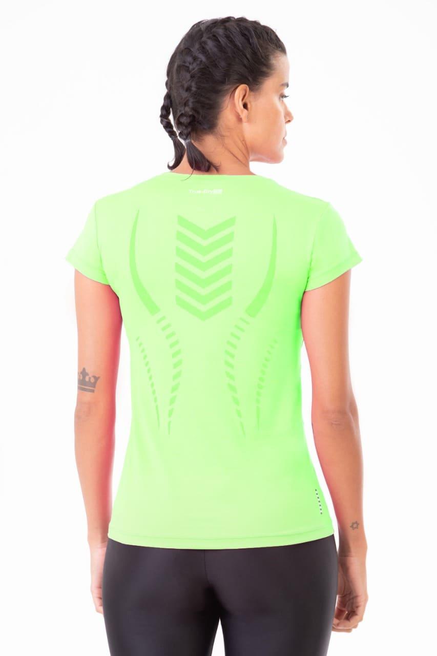 Camiseta Keep Cool Pep Silkada Feminina Authen