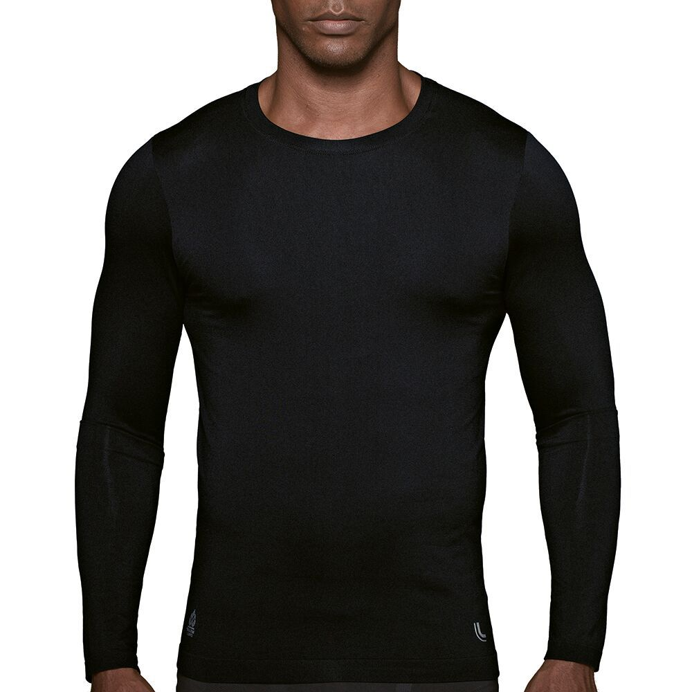 Camiseta manga longa blusa Lupo AM Under Warm masculina