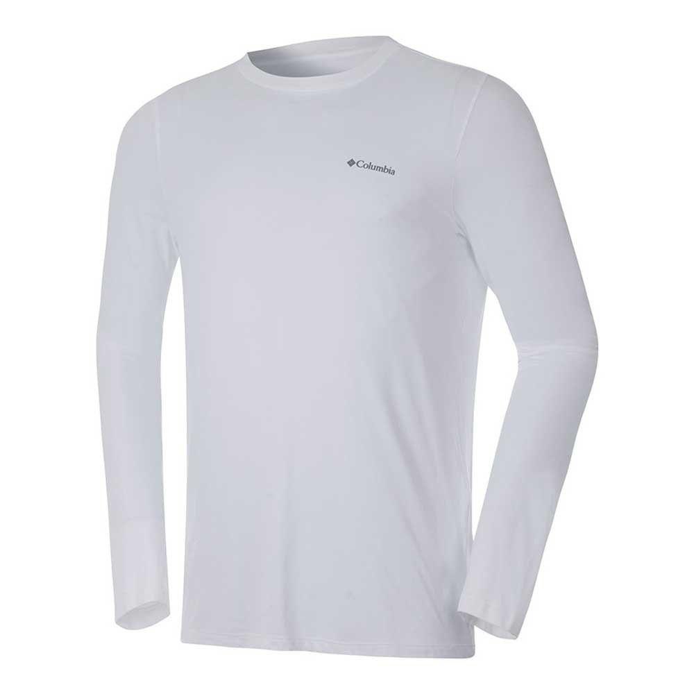Camiseta/ Blusa Segunda Pele Manga Longa Neblina Masculina Columbia