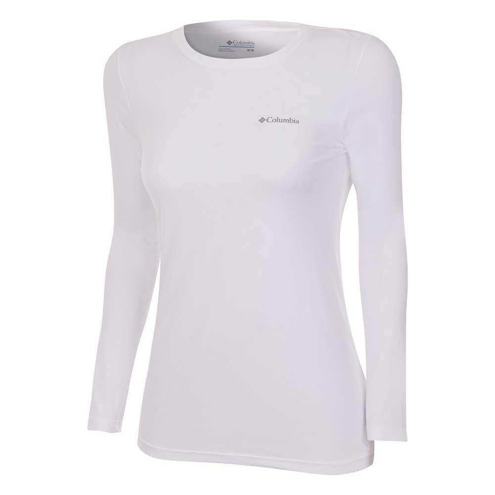 Camiseta/ Blusa Manga Longa Neblina Feminina Columbia