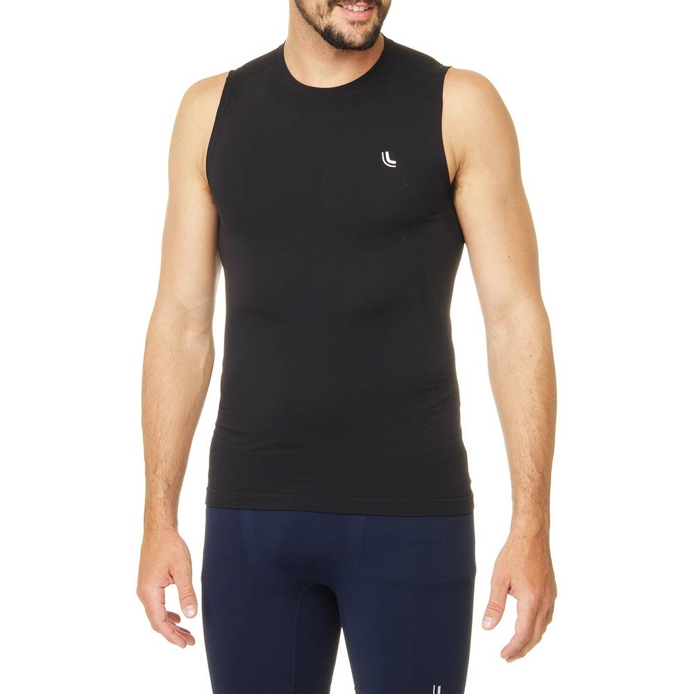 Camiseta Regata Termica Run Masculino Lupo