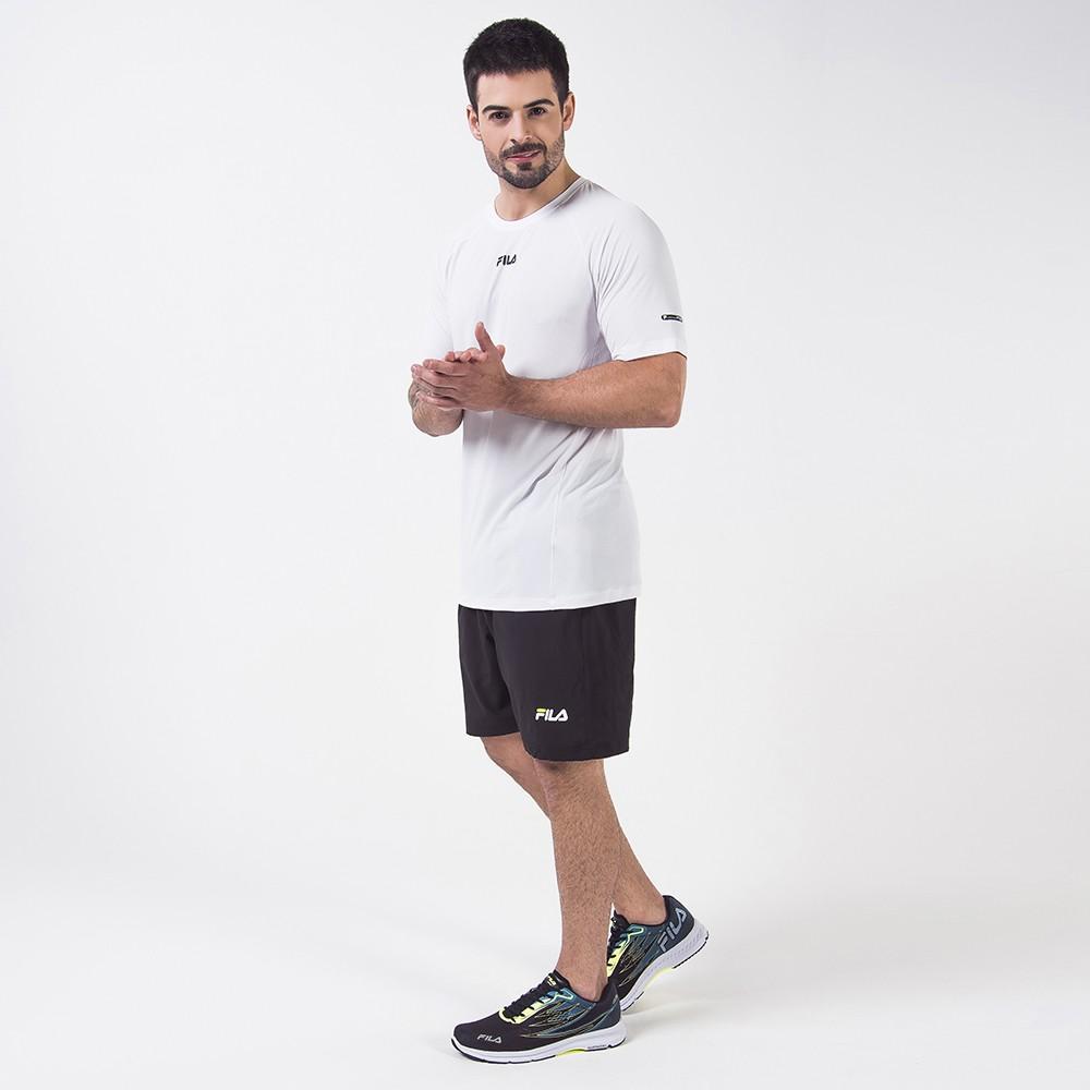Camiseta Running Bio Antiviral Masculina Fila