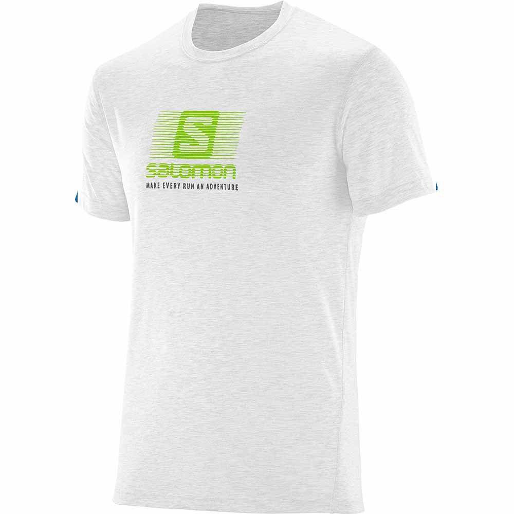 Camiseta Running SS  Masculina Salomon