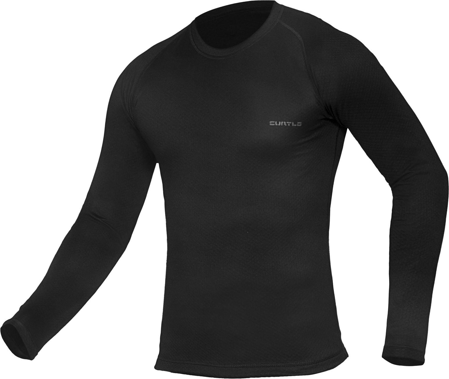 Blusa/ Camiseta Segunda Pele Manga Longa T-Shirt ThermoSkin ML Masculina Curtlo