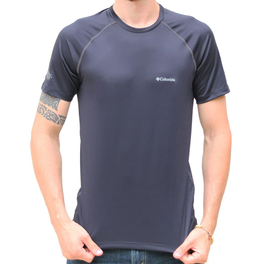 Camiseta Trail Flash Columbia Masculina