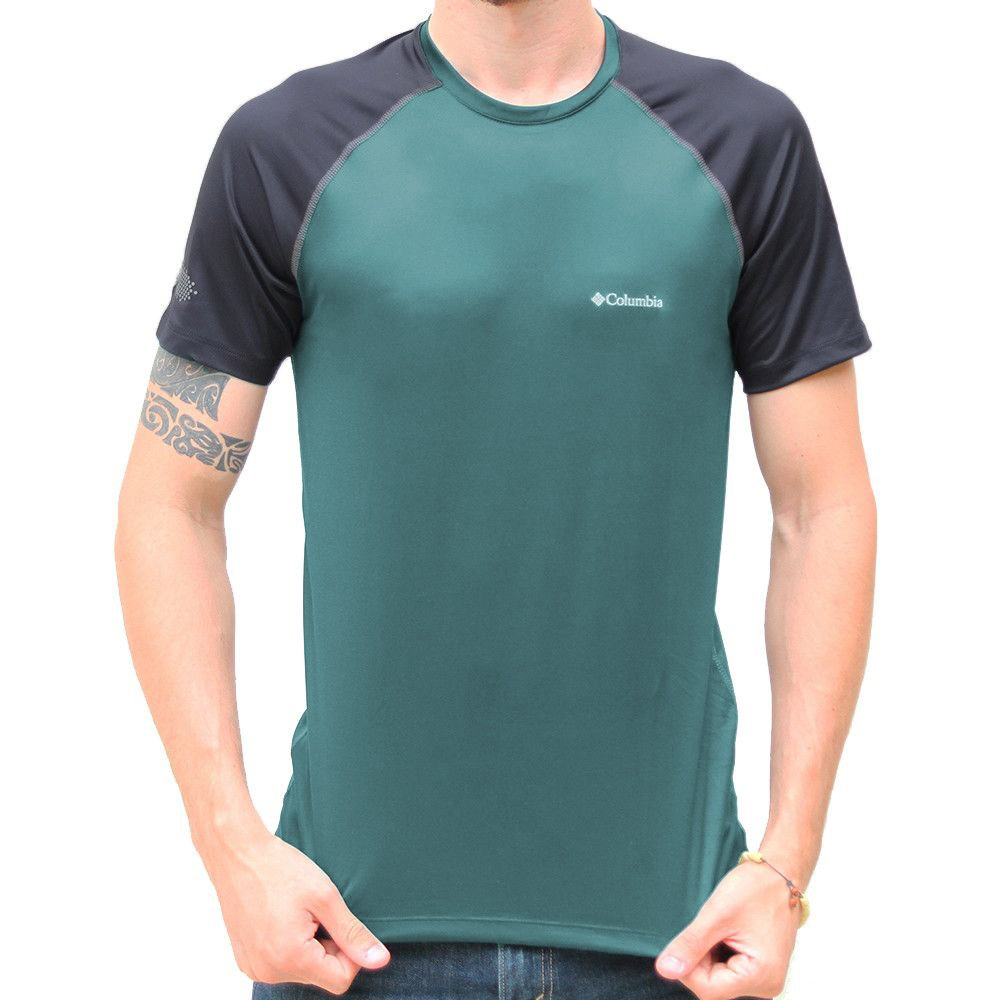 Camiseta Trail Flash Columbia Masculina