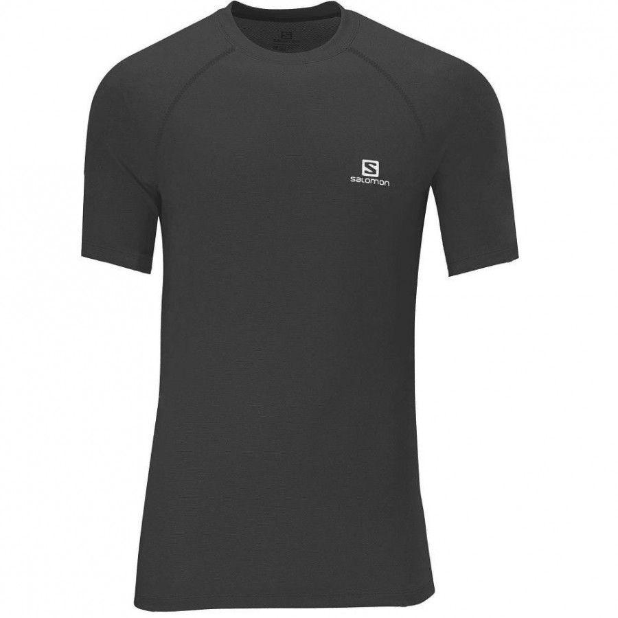Camiseta Trail Running Hybrid SS  Masculino Salomon