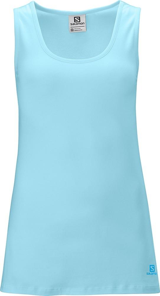 Camiseta Trail Running Regata The Way Feminina Salomon