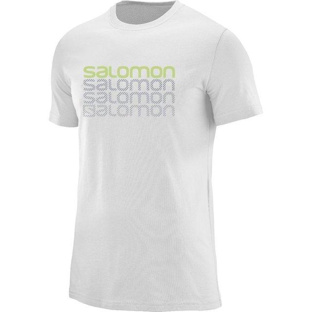 Camiseta Trail Running SS Masculina Salomon