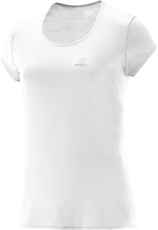 Camiseta Trail Running Sonic Feminina SS  Tee Salomon