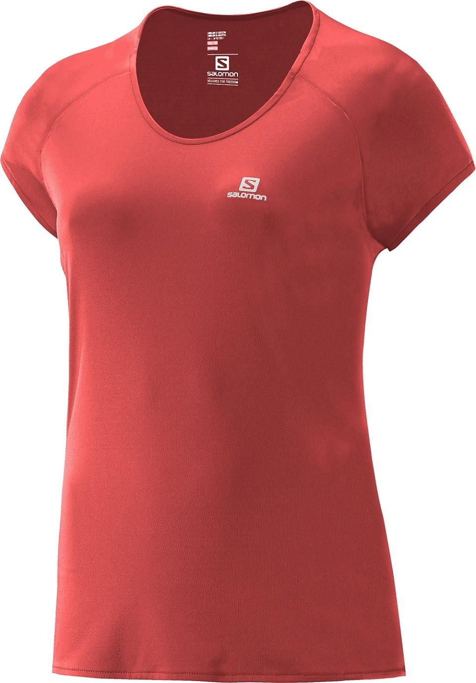 Camiseta Trail Running Thermo SS Feminina Salomon