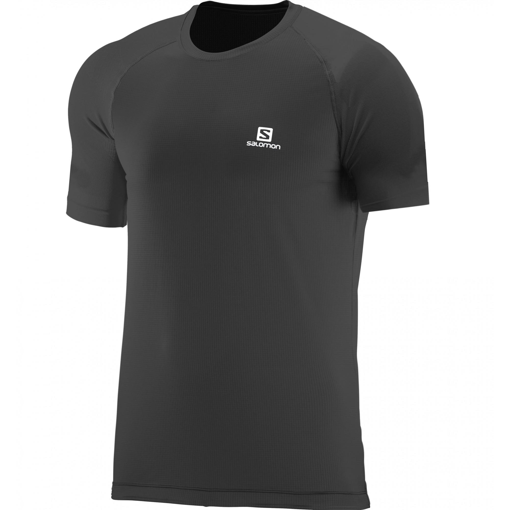 Camiseta Trail Running Thermo SS Masculino Salomon