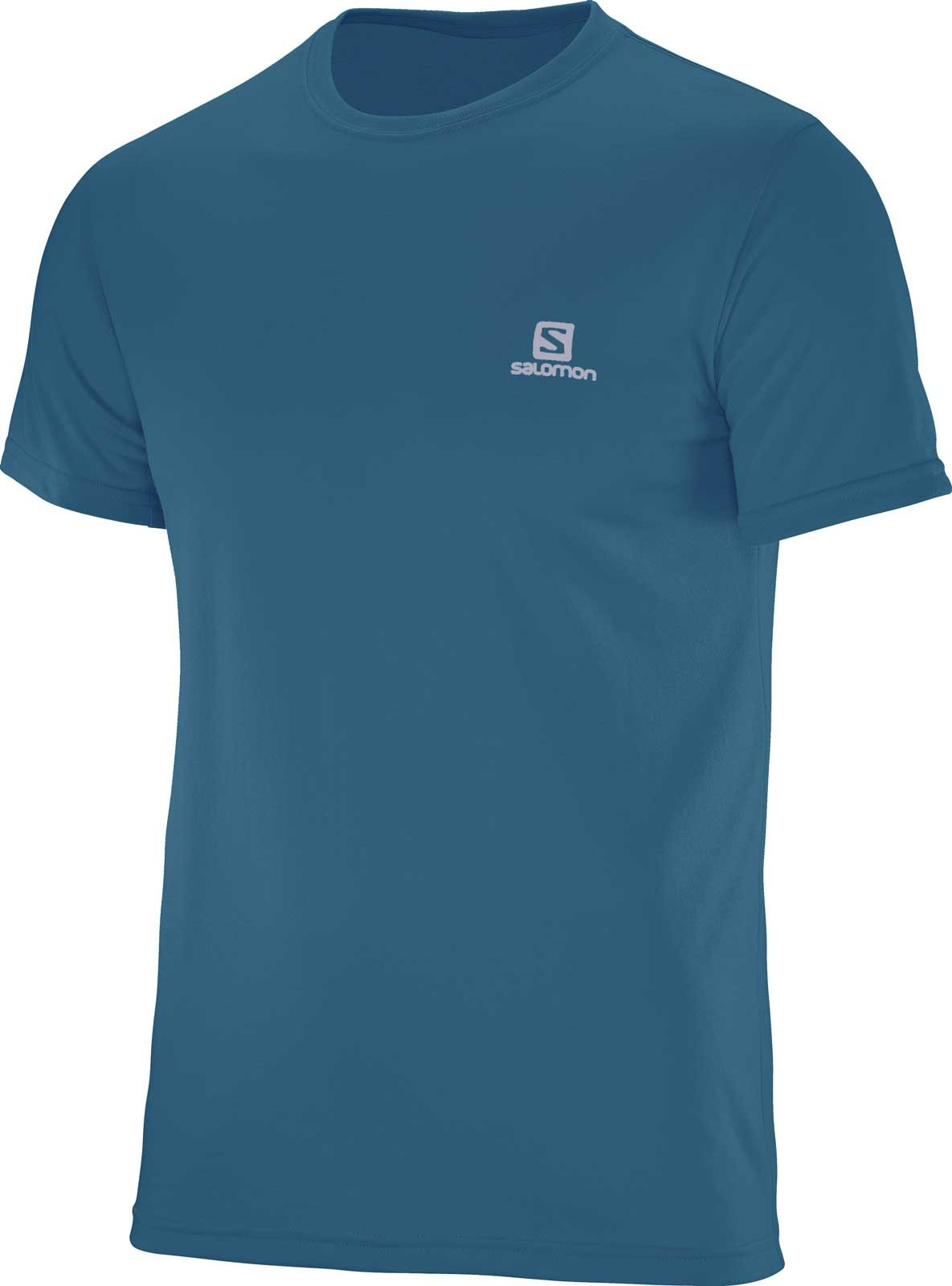 Camiseta Trail Running Training I SS  Masculina Salomon