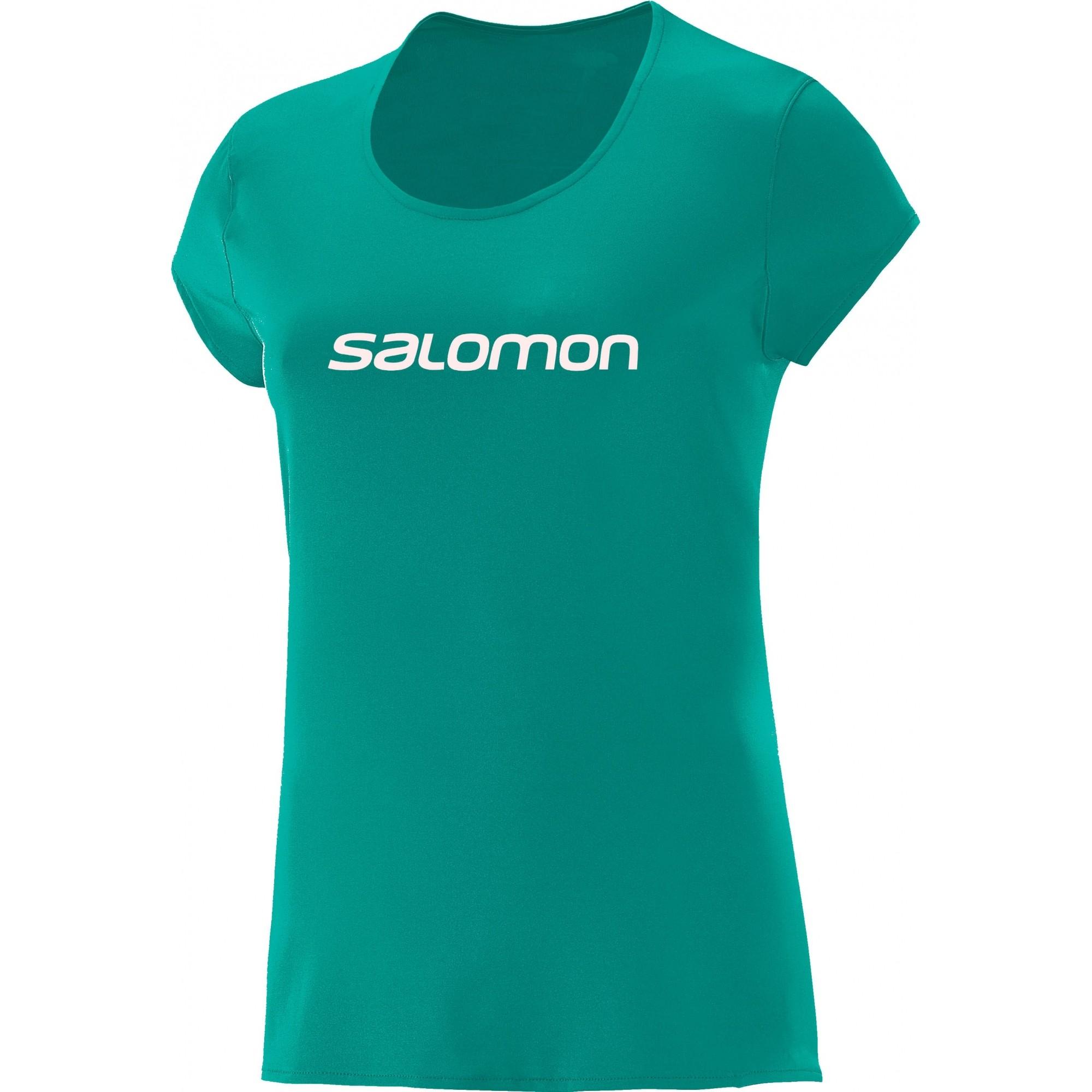 Camiseta Trail Running Training IV Feminina Salomon
