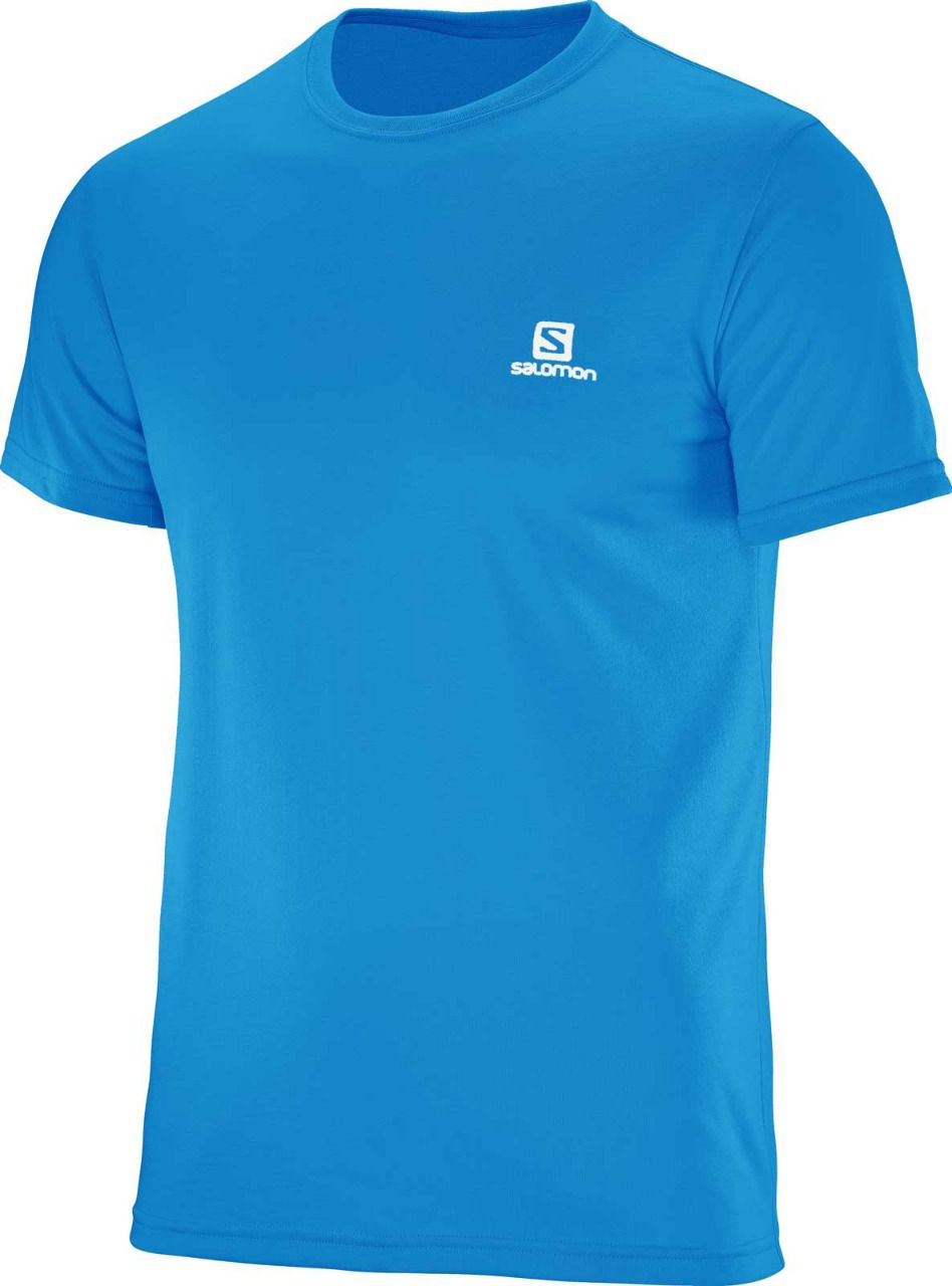 Camiseta Trail Running Training SS  Masculina Salomon