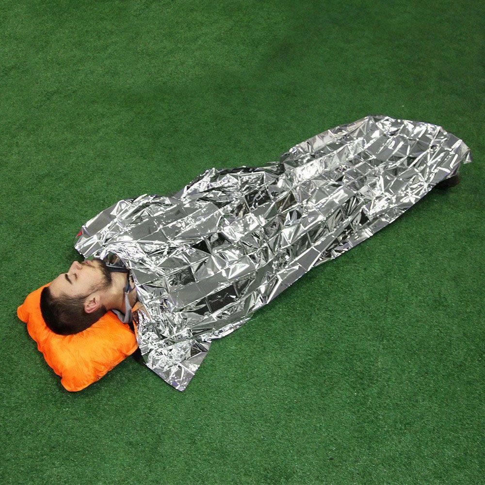 Cobertor de Emergência Manta Térmica Vernon Azteq - Único - Único