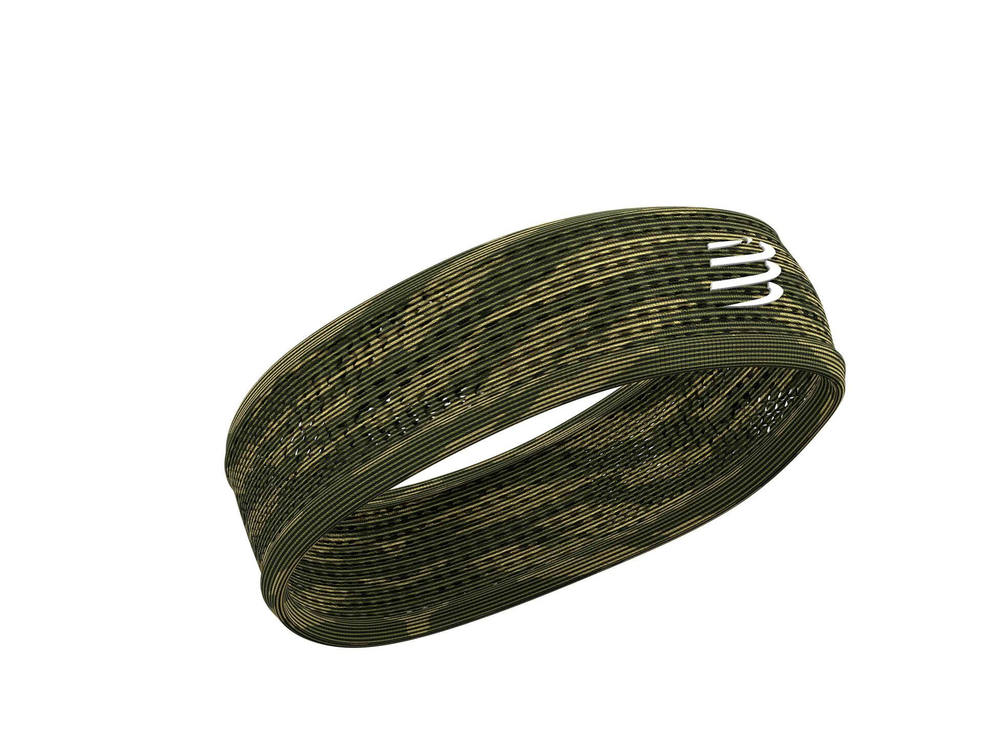Faixa de Cabeça Fina ON/OFF (Thin Headband) Unissex Compressport