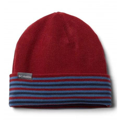 Gorro Cascade Reversible Watchcap Columbia Red Spark