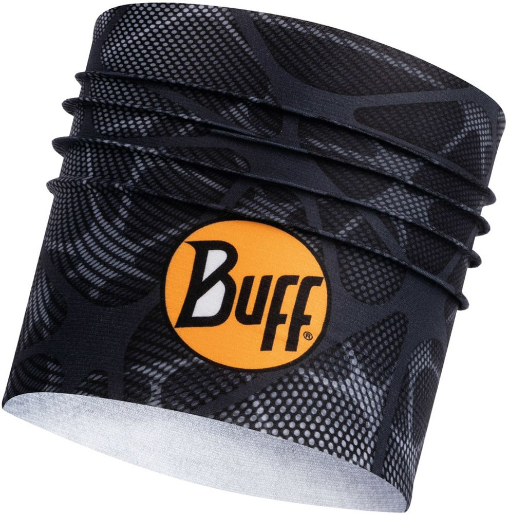 Headband Coolnet UV+ Multifunctional APE-X Buff Black