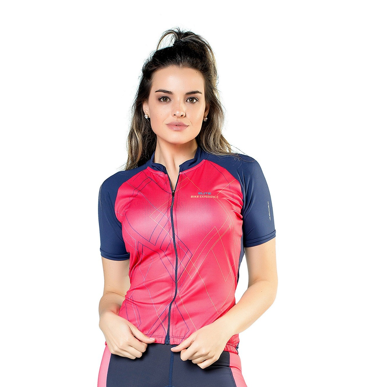 Kit Bike UV 50 + Almeria Whistler Feminino Elite