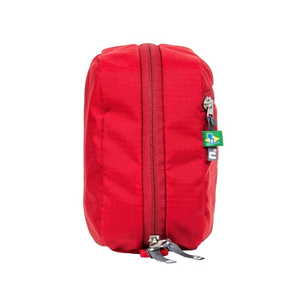 Kit Primeiros Socorros M Vermelha Curtlo