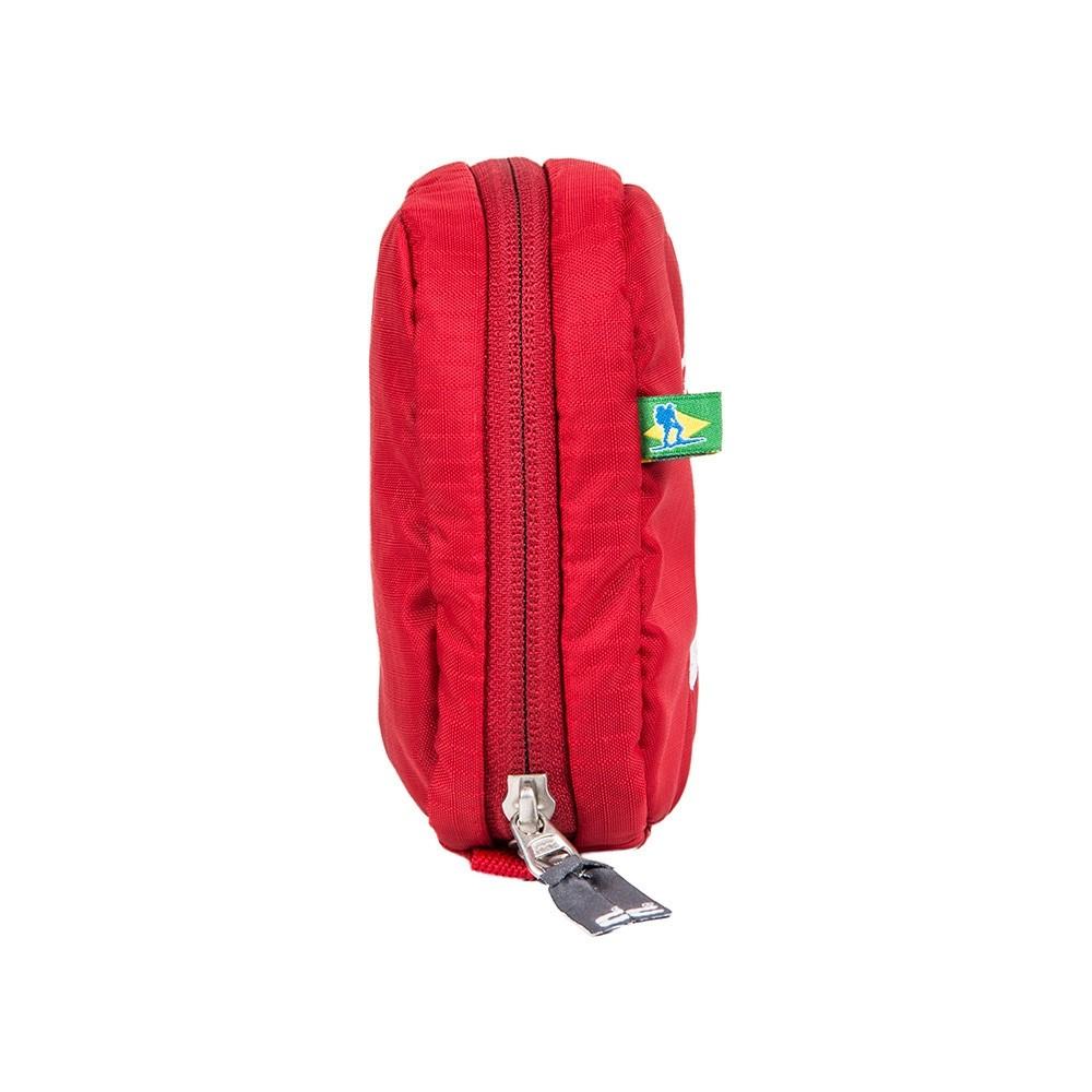 Kit Primeiros Socorros P Vermelha Curtlo
