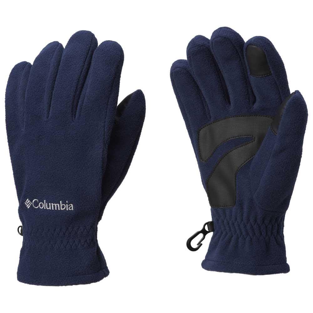 Luva Thermarator Glove Masculina Columbia Collegiate Navy