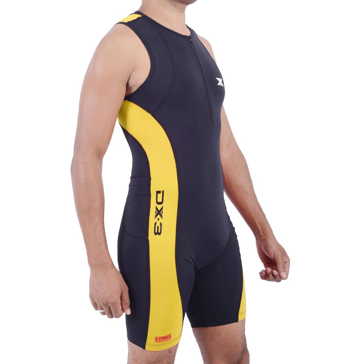 Macaquinho Dx3 Xpower Masculino Triathlon