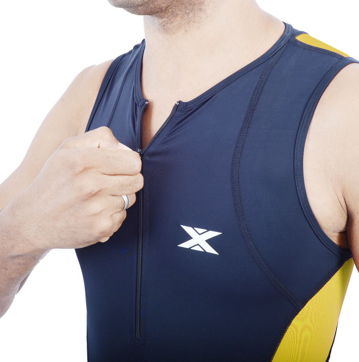 Macaquinho DX3 X-Power Masculino Triathlon