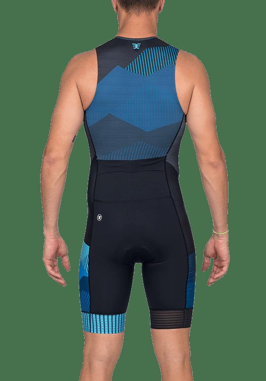Macaquinho Tri 140 Smash Azul Masculino Woom