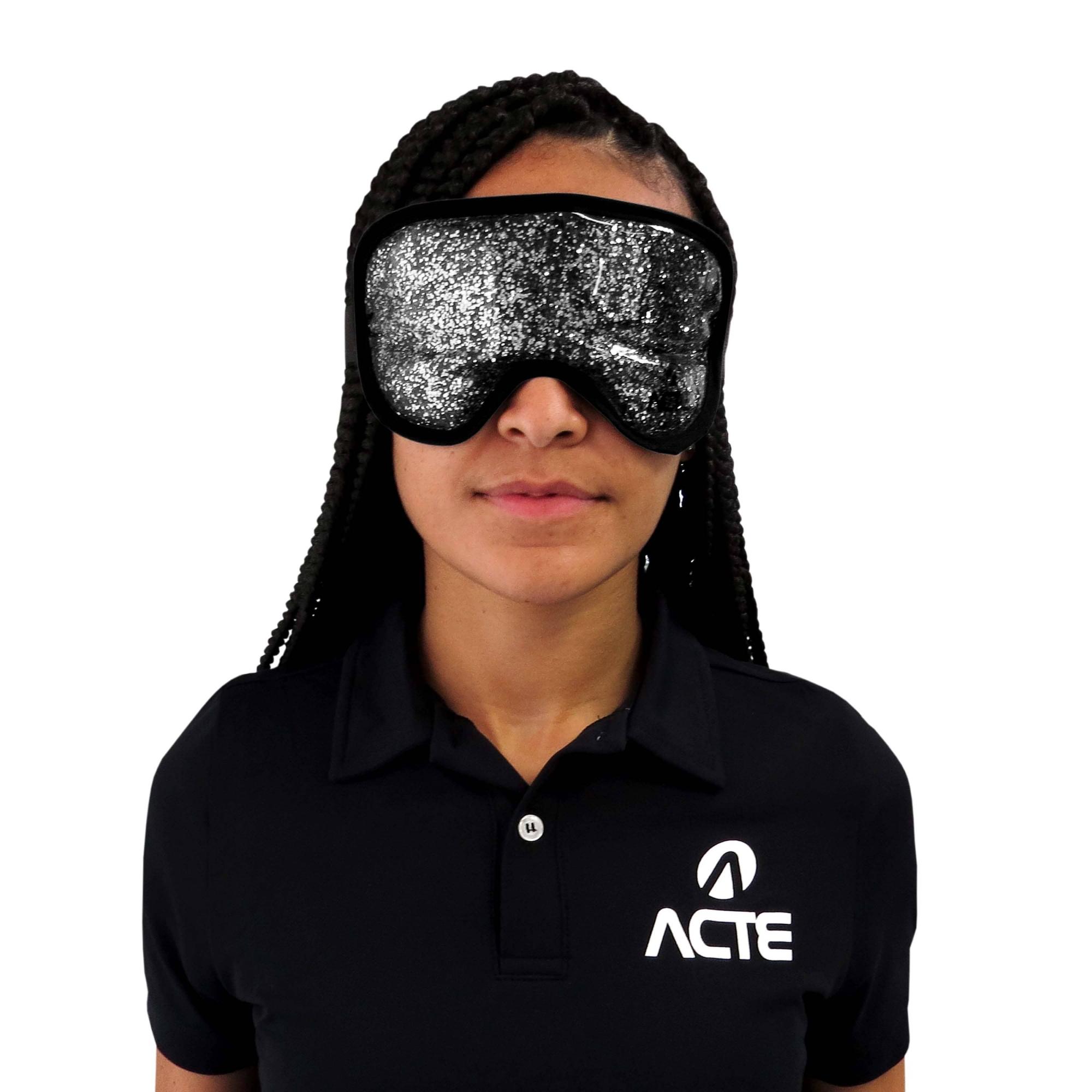 Mascara Facial Glitter Acte