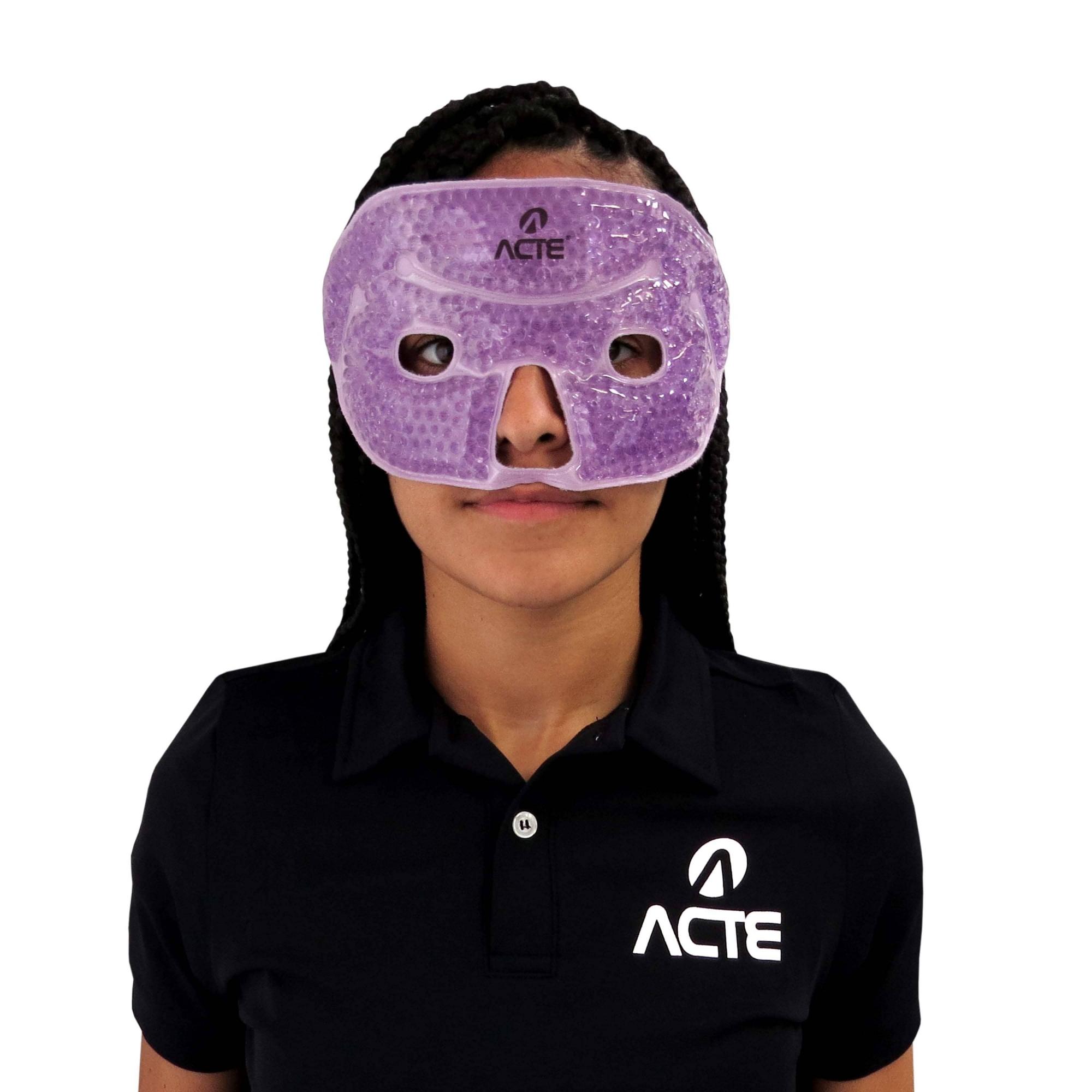 Mascara Facial Total Em Gel Acte