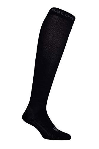 Meia Sock Com Compressão Salomon Unissex