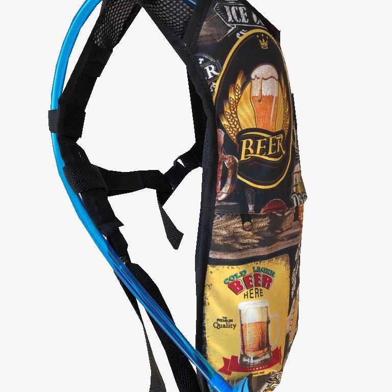 Mochila Corre Que Tem Cerveja Na Chegada Twinkle Mountain