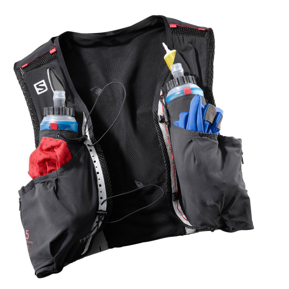 Mochila S Lab Sense Ultra 5 Set Unissex Salomon