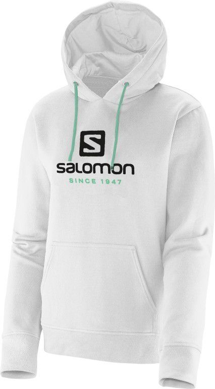 MOLETOM SALOMON LOGO HOODIE FEMININO